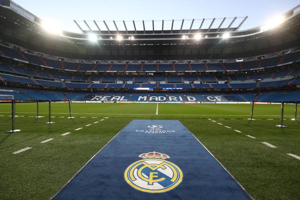 Visit Real Madrid Stadium - Santiago Bernabeu